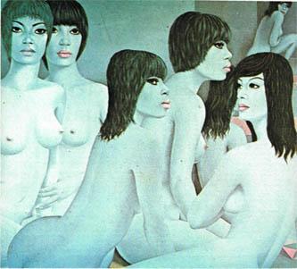 Artículos de sexología y sexualidad. Breve historia del lesbianismo